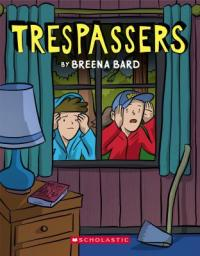 Cover image for TRESPASSERS.
