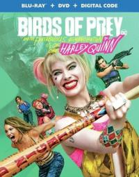 Cover image for Birds of prey : : (and the fantabulous emancipation of one Harley Quinn)