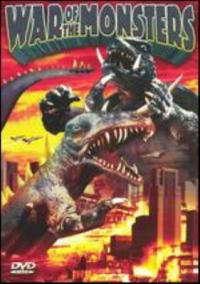 Cover image for War of the monsters
