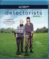 Cover image for Detectorists.