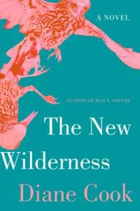 Cover image for The new wilderness