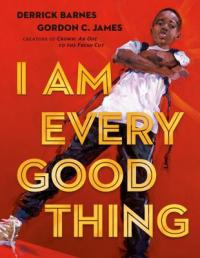 Cover image for I am every good thing