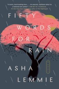 Cover image for Fifty words for rain