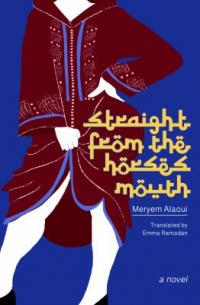 Cover image for Straight from the horse's mouth
