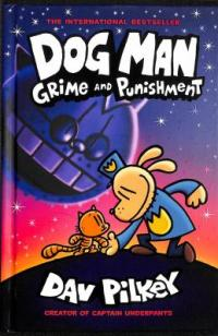 Cover image for Dog Man.