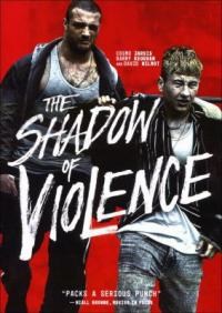 Cover image for The shadow of violence.