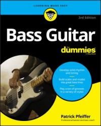 Cover image for Bass guitar for dummies