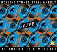 Cover image for Steel wheels live (Atlantic City, NJ, 1989)