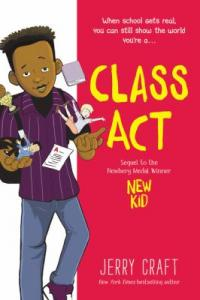 Cover image for Class Act.