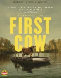 Cover image for First cow