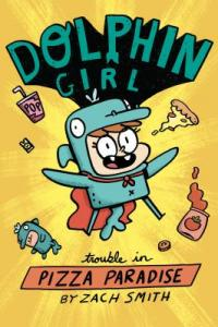 Cover image for Dolphin girl.