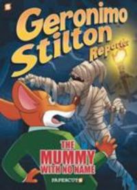 Cover image for Geronimo Stilton, reporter.