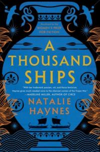 Cover image for A thousand ships : : a novel