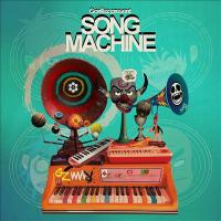 Cover image for Song machine.