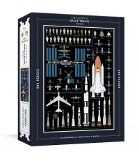 Cover image for The History Of Space Travel - 500 Pieces