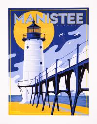 Cover image for Manistee