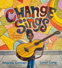 Cover image for Change sings published September 2021 : : a children's anthem