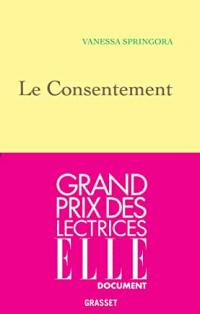 Cover image for Le consentement