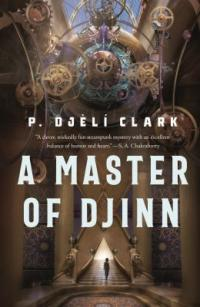 Cover image for A master of djinn