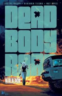 Cover image for Dead Body Road.