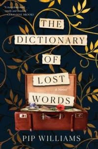 Cover image for The dictionary of lost words