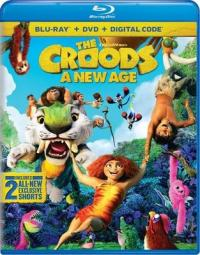 Cover image for The Croods : : a new age