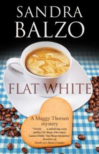 Cover image for Flat White.