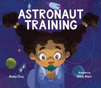 Cover image for Astronaut Training.