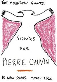 Cover image for Songs for Pierre Chuvin