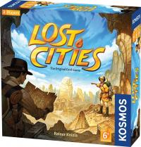 Cover image for Lost Cities