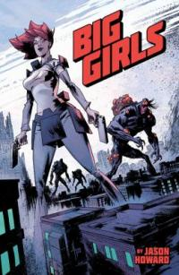 Cover image for Big girls.