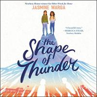 Cover image for The shape of thunder