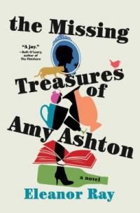 Cover image for The missing treasures of Amy Ashton