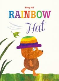 Cover image for RAINBOW HAT.