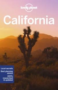 Cover image for Lonely Planet California