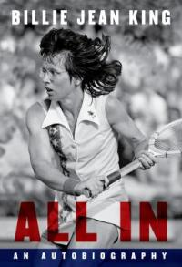 Cover image for All in : : an autobiography