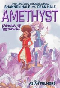 Cover image for Amethyst, Princess of Gemworld
