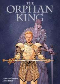 Cover image for The orphan king