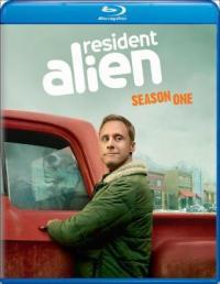 Cover image for Resident alien.