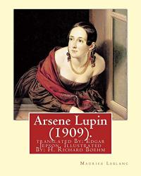Cover image for Arsene Lupin