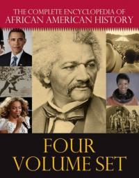 Cover image for Complete Encyclopedia of African American History