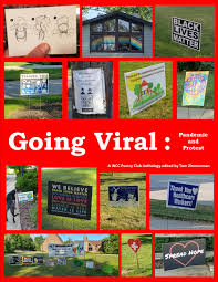 Cover image for Going viral: Pandemic & protest