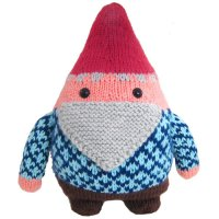 Cover image for Mochimochi Land's Jumbo Gnome Pattern