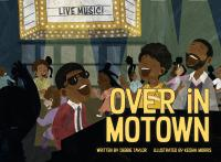 Cover image for Over In Motown