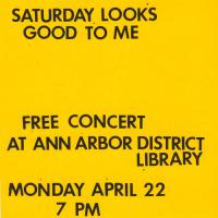 Cover image for April 22, 2013 Ann Arbor District Library
