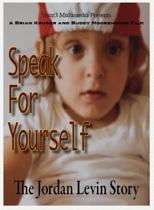 Cover image for Speak For Yourself: The Jordan Levin Story