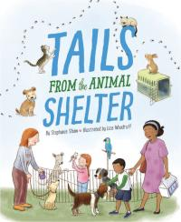 Cover image for Tails from the Animal Shelter