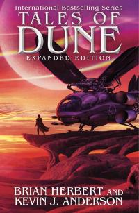 Cover image for Tales of Dune