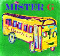 Cover image for The Mitzvah Bus